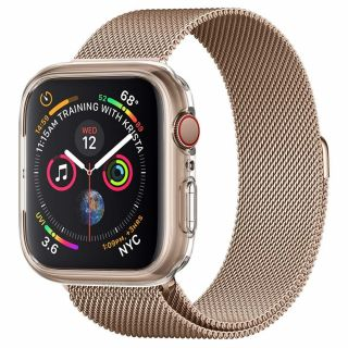 Spigen Liquid Crystal Apple Watch 40mm tok - átlátszó