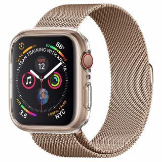 Spigen Liquid Crystal Apple Watch 44mm tok - átlátszó