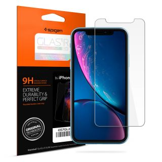 Spigen GLAS.tR SLIM HD iPhone 11 / XR kijelzővédő üveg