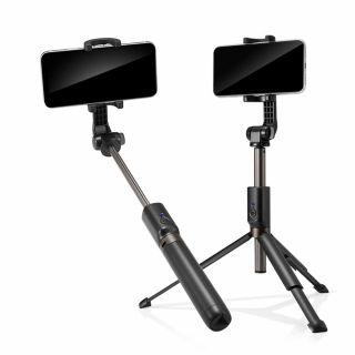 Spigen S540W prémium szelfibot és tripod állvány Bluetooth kioldóval