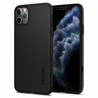Spigen Thin Fit Classic iPhone 11 Pro tok - fekete