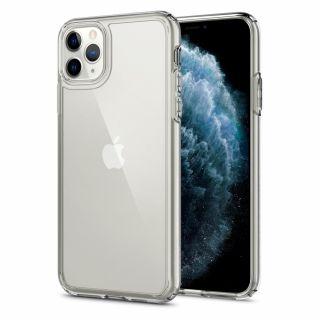 Spigen Ultra Hybrid iPhone 11 Pro ütésálló tok - átlátszó