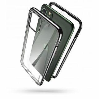 Supcase Unicorn Beetle Style iPhone 11 Pro tok előlappal - fekete