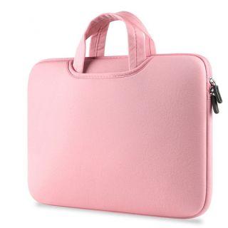 """Tech-Protect Airbag Laptop 15"""" / 16"""" becsúsztathatós tok - rózsaszín"""