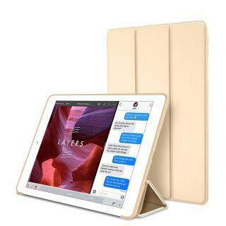 Tech-Protect Smartcase iPad Air 3 oldalra nyíló tok - arany