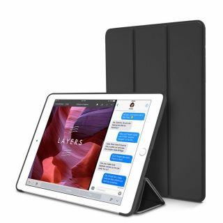 Tech-Protect Smartcase iPad mini 5 oldalra nyíló tok - fekete