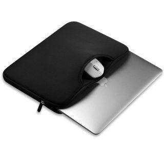 """Tech-Protect Airbag Laptop 13"""" becsúsztathatós tok - fekete"""