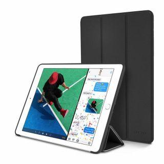 """Tech-Protect Smartcase iPad 9,7"""" (2018/2017) oldalra nyíló tok - fekete"""