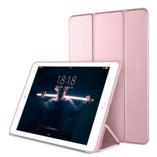 """Tech-Protect Smartcase iPad 9,7"""" (2018/2017) oldalra nyíló tok - rózsaszín"""