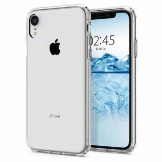 Spigen Liquid Crystal iPhone XR tok - átlátszó