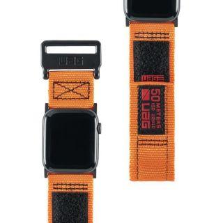 UAG Active Apple Watch 44mm / 42mm szíj - narancssárga