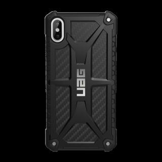 UAG Monarch iPhone XS Max ütésálló tok - carbon/fekete