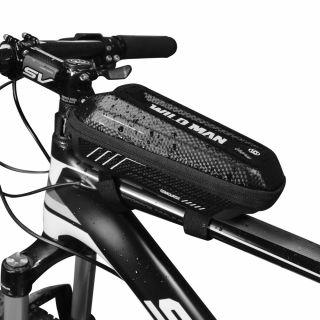 Wildman kemény táska kerékpárra - E5S