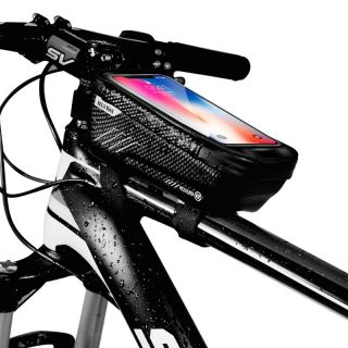 Wildman kemény táska kerékpárra - M méret