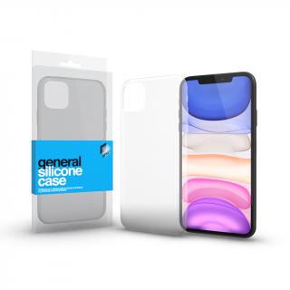 xPRO iPhone 12 mini szilikon tok - átlátszó